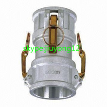 DD300 camlock reducer double female coupler