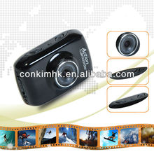 Full HD Sport Camera 720P Camcorder Waterproof for Helmet With Touch Screen