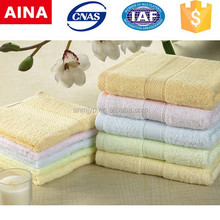 china factory price direct wholesale plain satin cotton hand towel order from 300 pieces