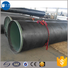 Reused water pipeline system anti-corrosive pipe with epoxy coal pitch coated