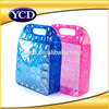 Alibaba China Wholesale Colorful Clear Cosmetic Bag