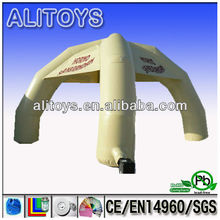 (AliToys!) white and high quality inflatable fun event tent