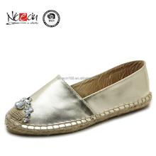 2016 hot sale lady footwear ladies fashion shoes