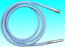 medical silicone coated fiber optic cable STORZ WOLF