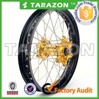 High Strength High Quality Aluminum Alloy motocross Wheel