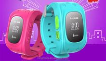 Wrist Watch Personal GPS Tracker/GPS GPRS Tracker Kids Watch Phone With Low Battery Alarm,SOS Alarm,etc.