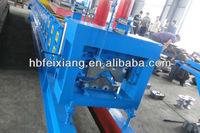 FX steel valley gutter roll forming machine