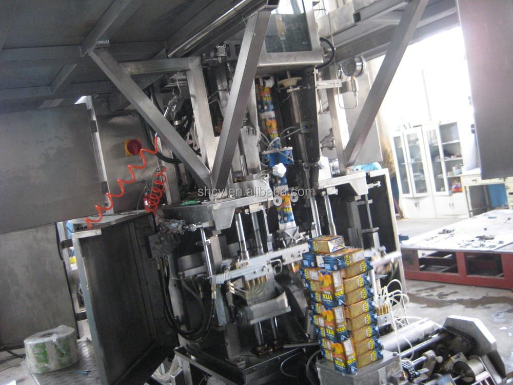 Aseptic Juice Carton Filling Machine CBA6000