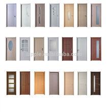 de madera patrón decorativo de la puerta interior