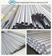 gr12 titanium exhaust pipe