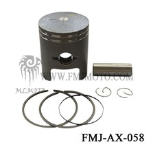 Motor PISTON AND RING KITS for AX100 in FMJMOTO