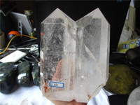 exquisite Big crystal point very good quality clear crystal point