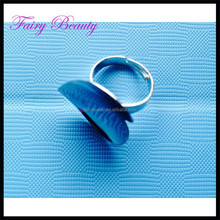 high quality heart type glue holder ring for lash extension
