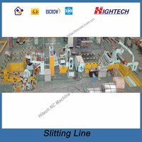 4x1350mm full automatic high precision stainless steel coil slitting line for sale