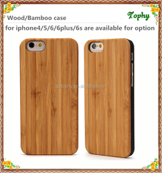 Best selling Cell phone accessories hand made Wood Case cover for iphone 5 factory in China , pc case wood