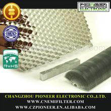 aluminum mri, emi shielding box honeycomb filter shieded