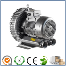CE approved 25Hp high pressure air blower in sewage Treatment plant