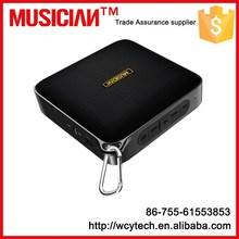 Portable Wireless Bluetooth Speaker, Built-in Mic, Enhanced Bass Resonator