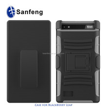 cheap tpu pc for Blackberry leap Z20 wholesale smartphone case