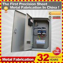 OEM professional control panel metal enclosure box with 32 year`s experience