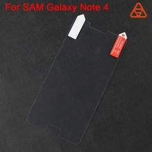 PET soft membrane screen protector For SAM Galaxy Note 4