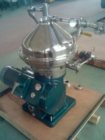 SPDH centrifugal force purifying machine for purifier