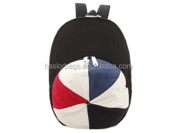 Fabricant récent personnalisé loisirs sacs d'école, Sac à dos toile