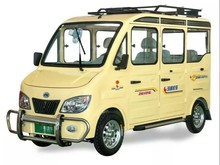 good quality electric passenger car/van for old people