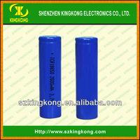 Original factory produce 18650 li-ion battery 3.7V