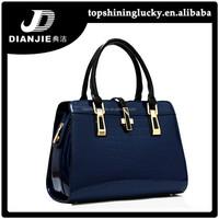 2015 Fashion women tote bag shoulder bags new product patent turkey handbags