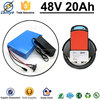 Rechargeable OEM 24v 10ah lifepo4 battery pack 48v 20Ah lifepo4 battery pack with BMS Charger