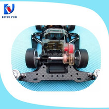 high-end carbon fiber buggies car frame components for kids electric cars