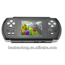 Protable 8 bit PXP handheld game console,newest game for 2012