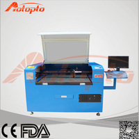 AZ-1080CCD Automatic video camera brand trademark laser cutting machine price automatic x6 cutting machine