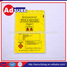 Brand new autoclave biohazard bags A3 size medical specimen for wholesales