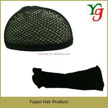 H-223L New Design Wig Accessories Stocking Wig Caps Large Open Elastic Nylon Mesh Caps