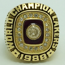 Christmas gift 1988 1987 1985 American Famous Basketball League Championship Rings For Men