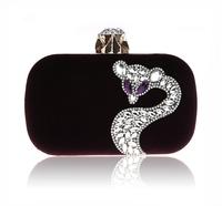 Fashionable Style Lady's Shiny crystal evening purses