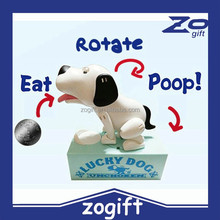 ZOGIFT Doggy Coin Bank, doggy pooping coin bank