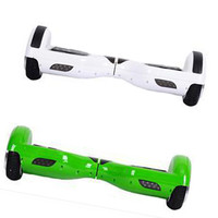 2015 New Fashion Trend Two Wheels Stepper Motor Self Electric Balancing Scooter Green Self Balancing Board Scooter
