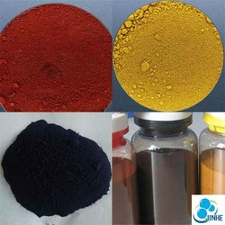 paint&coating pigment carbon black iron oxide