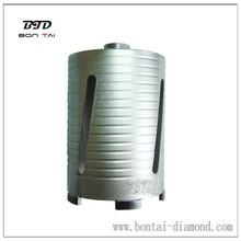 laser welding diamond dry concrete core dril bit for sale