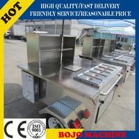 HD-12B hot dog cart used sale hot dog cart manufacturer electric hot dog heater