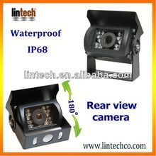 China supplier waterproof car reverse parking camera for toyota innova with 420TVL