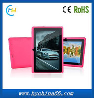 Netbook Tablet 7 Inch ALLwinner Tablet Android 4.0 Tablet pc