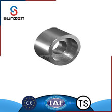steel pipe fitting equal forged coupling