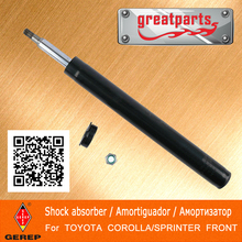 High quality front Gas strut for TOYOTA COROLLA/SPRINTER 4851112370 4851112380