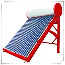 Buena calidad solar hecho en casa calentador de agua made in china