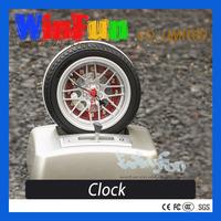 Creative Alarm Clock Parts Travel Clock