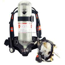 Autónomo de respiración de aire